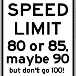Speed Limit Texas